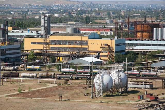На Волгоградском АО «КАУСТИК» произведена 8-миллионнная тонна жидкой каустической соды