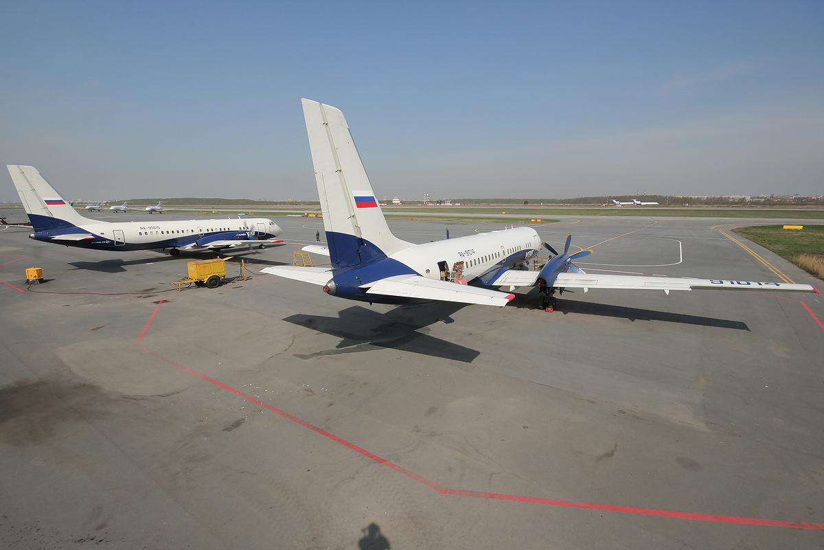 Для модернизации регионального авиапарка Якутии потребуется 23 самолёта Ил-114-300