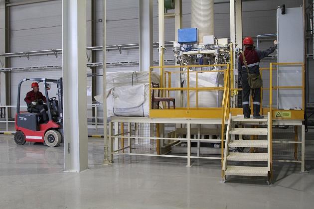 На волгоградских химических предприятиях растет число высокопроизводительных рабочих мест