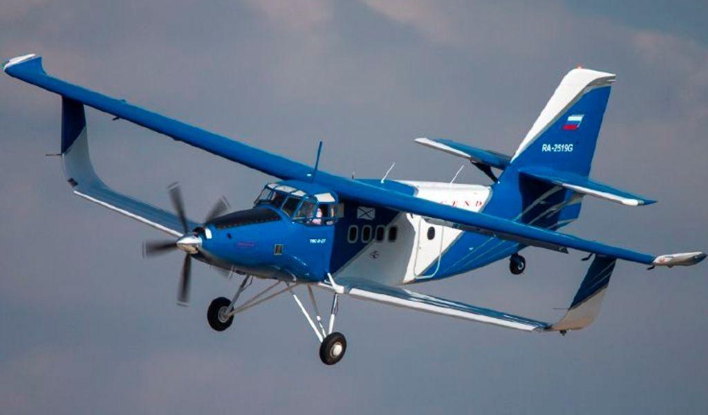 На производство самолетов «Байкал» из федерального бюджета выделили более 1 млрд рублей
