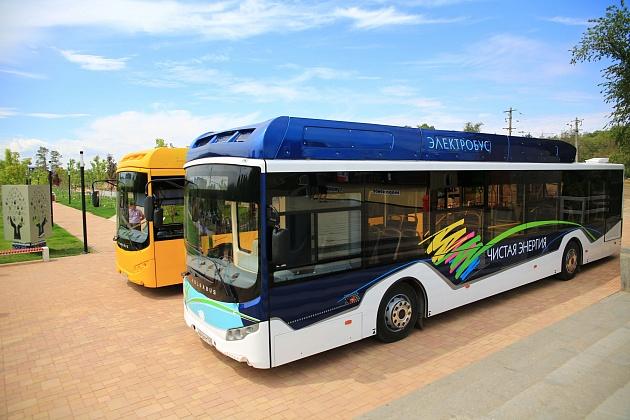 Машиностроительный холдинг «Волгабас» тестирует электробус