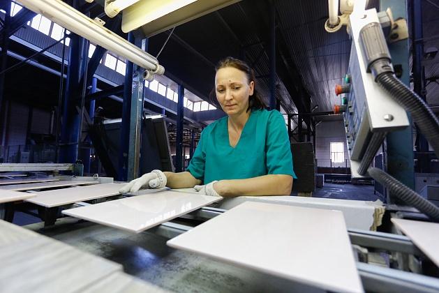 Волгоградский керамический завод получил льготы на сумму порядка 50 миллионов рублей