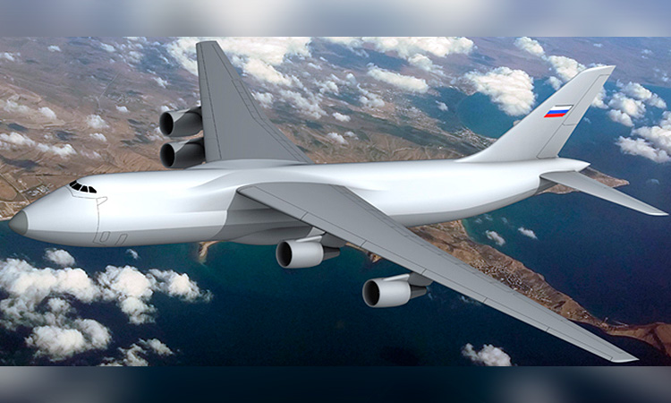 Новый самолет ВТА Ил-106 уже находится в стадии разработки
