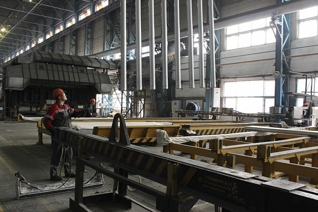 Волгоградский регион продолжает сотрудничество с Фондом развития промышленности