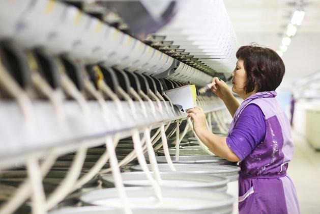8,7 миллиона рублей на техперевооружение получила в компания «Камышинский текстиль»