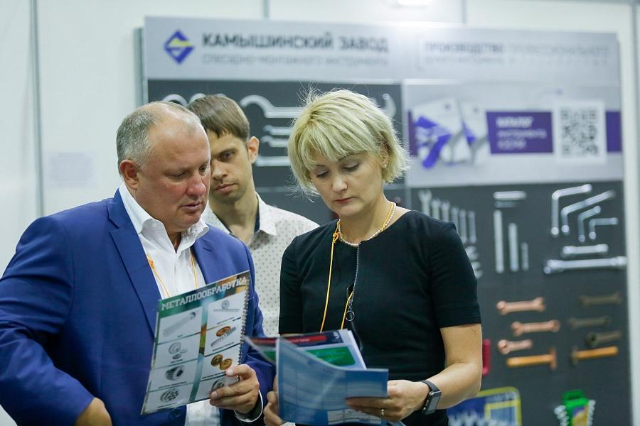 Выставка «ПромЭКСПО» открылась сегодня в Волгограде