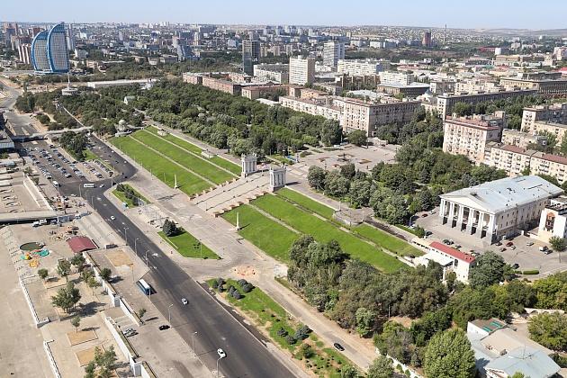54 светофора на дорогах Волгограда будут автоматизированы