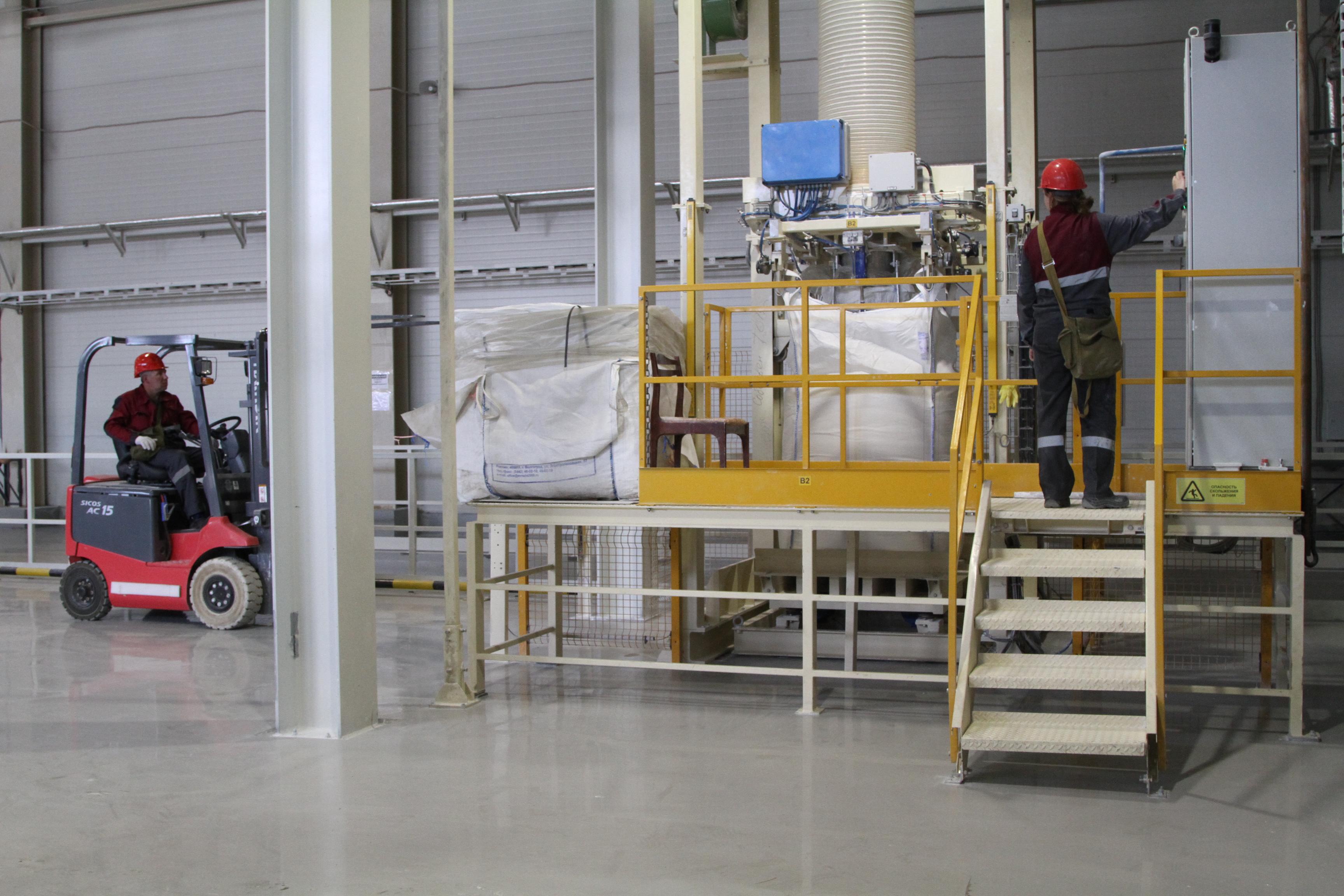 В Волгоградском регионе индекс промпроизводства в химической отрасли вырос на 8,7%