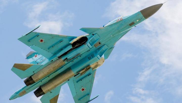 Российские боевые самолеты применили комплекс