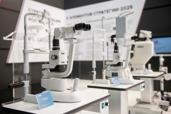 «Швабе» показал медтехнику на выставке в Волгограде