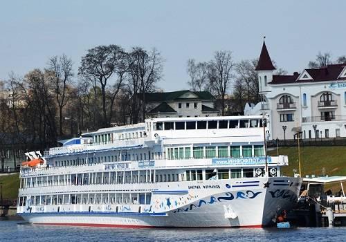 В Волгограде готовы создать плавучие отели к ЧМ-2018