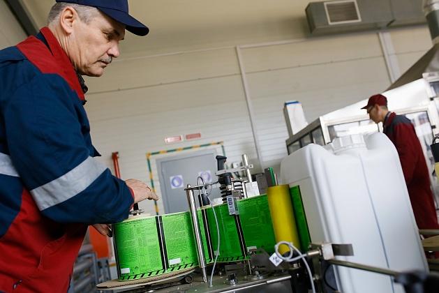 В Волгоградской области до конца года запустят новое импортозамещающее химическое производство