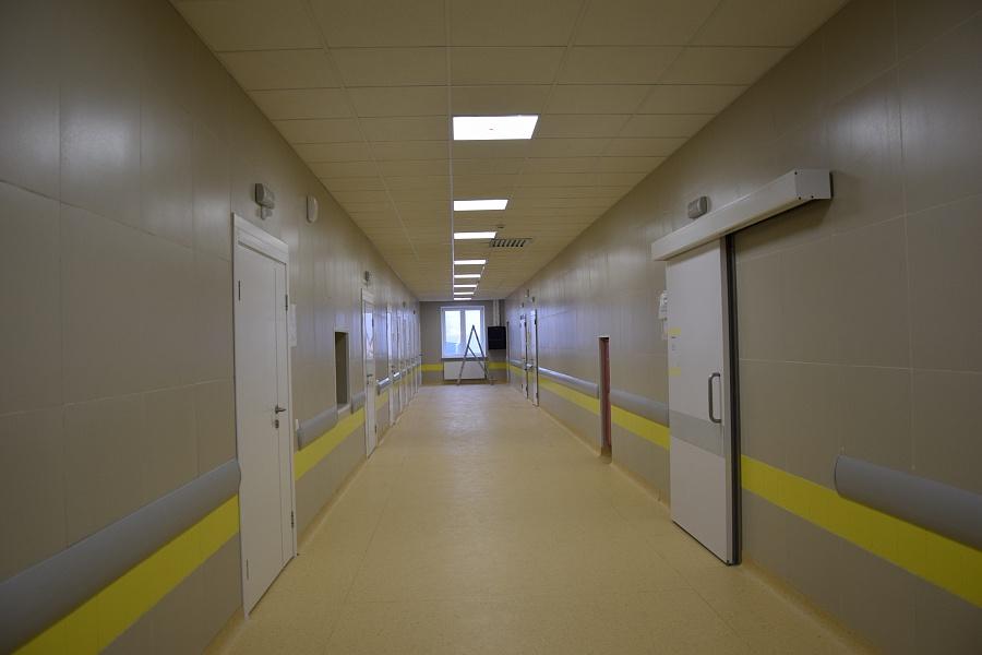 В Волгограде завершается строительство приемно-диагностического корпуса 25-й горбольницы