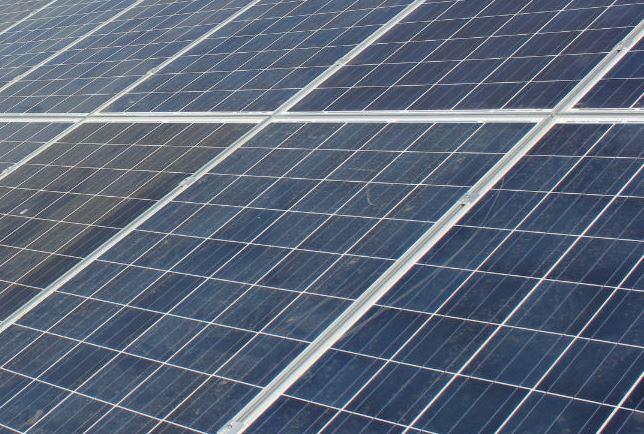 На волгоградском нефтезаводе строится солнечная электростанция мощностью 10 МВт