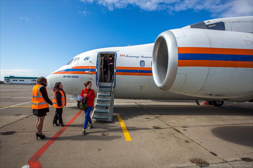 В Волгограде к ЧМ-2018 по футболу появится площадка для дежурства авиазвена МЧС