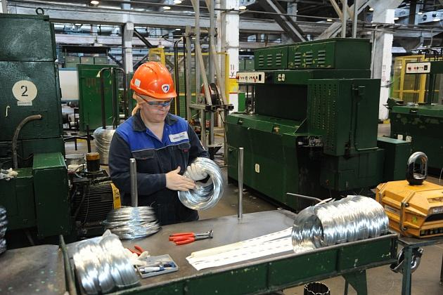 44 миллиарда рублей превысил объем промпроизводства металлизделий в Волгоградской области