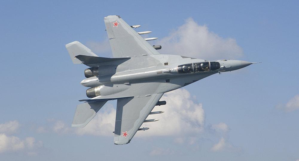Истребители МиГ-29 из Сирии прилетят в Астрахань