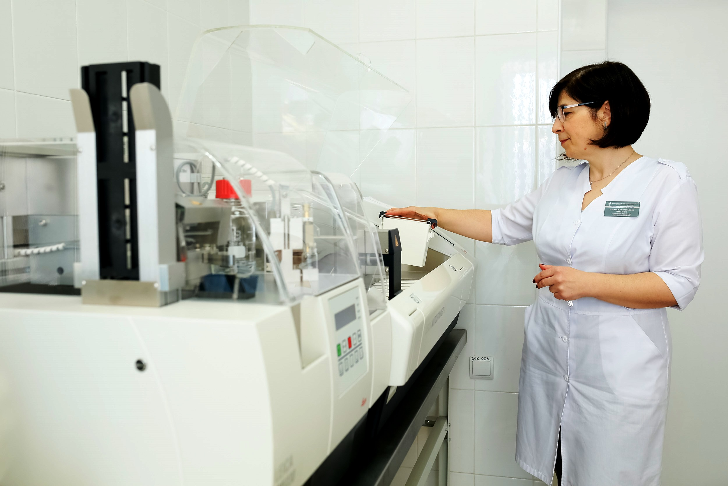 В Волгоградский онкологический диспансер поступило новое роботизированное оборудование