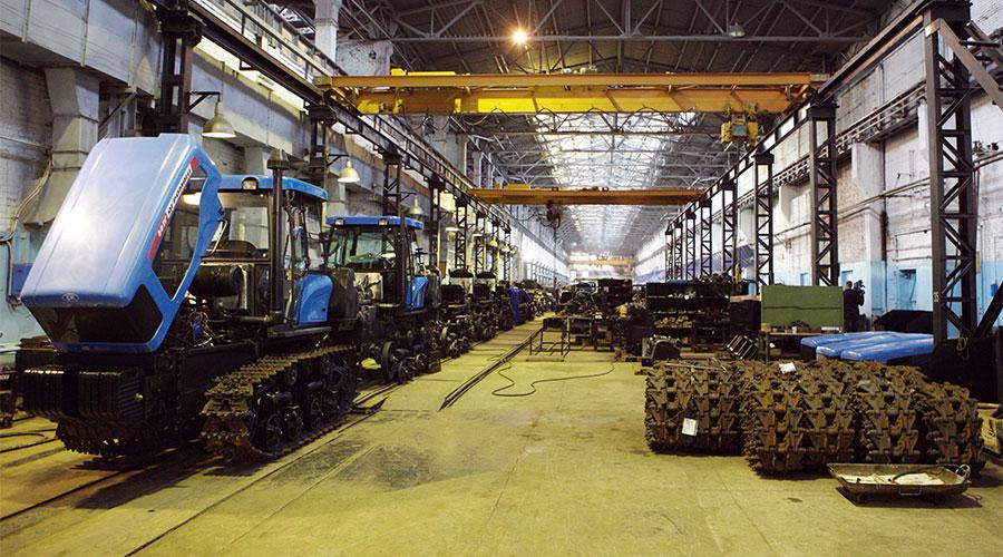 В «Ростех» передается управление Волгоградским тракторным заводом