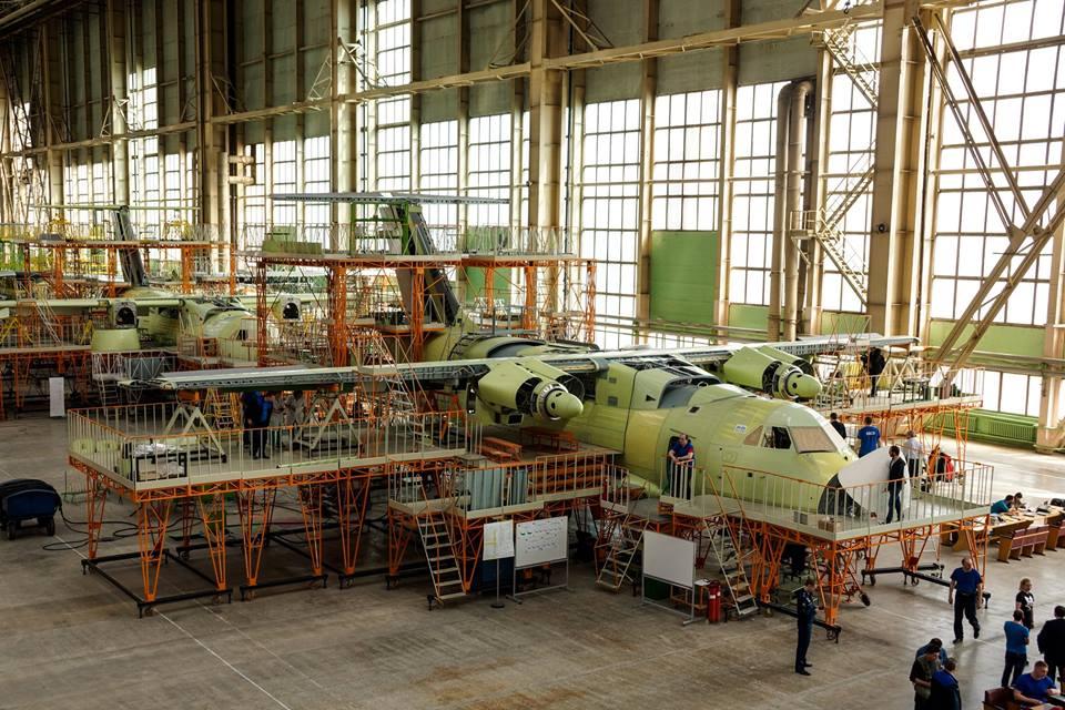 Композиты позволят снизить вес Ил-112В