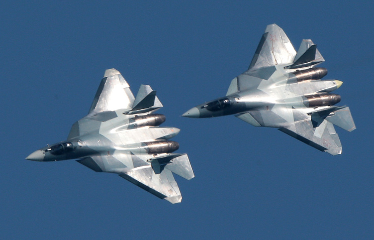 Су-57: безопасная топливная система и всевидящий радар