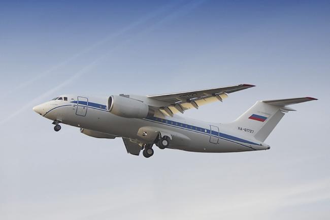 Военно-транспортная авиация ЮВО получила всепогодные Ан-148