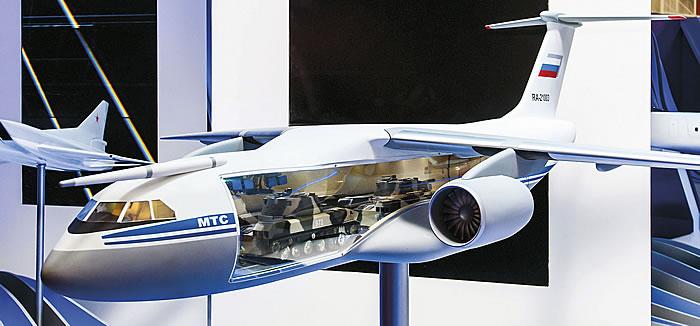 В качестве силовой установки Ил-276 получит двигатель ПД-14