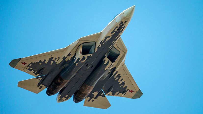 Чемезов заявил о готовности России поставить Турции Су-57