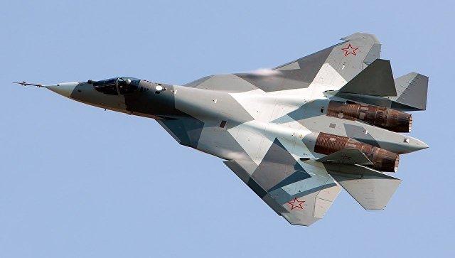 Индия проявляет интерес к российским истребителям пятого поколения Су-57