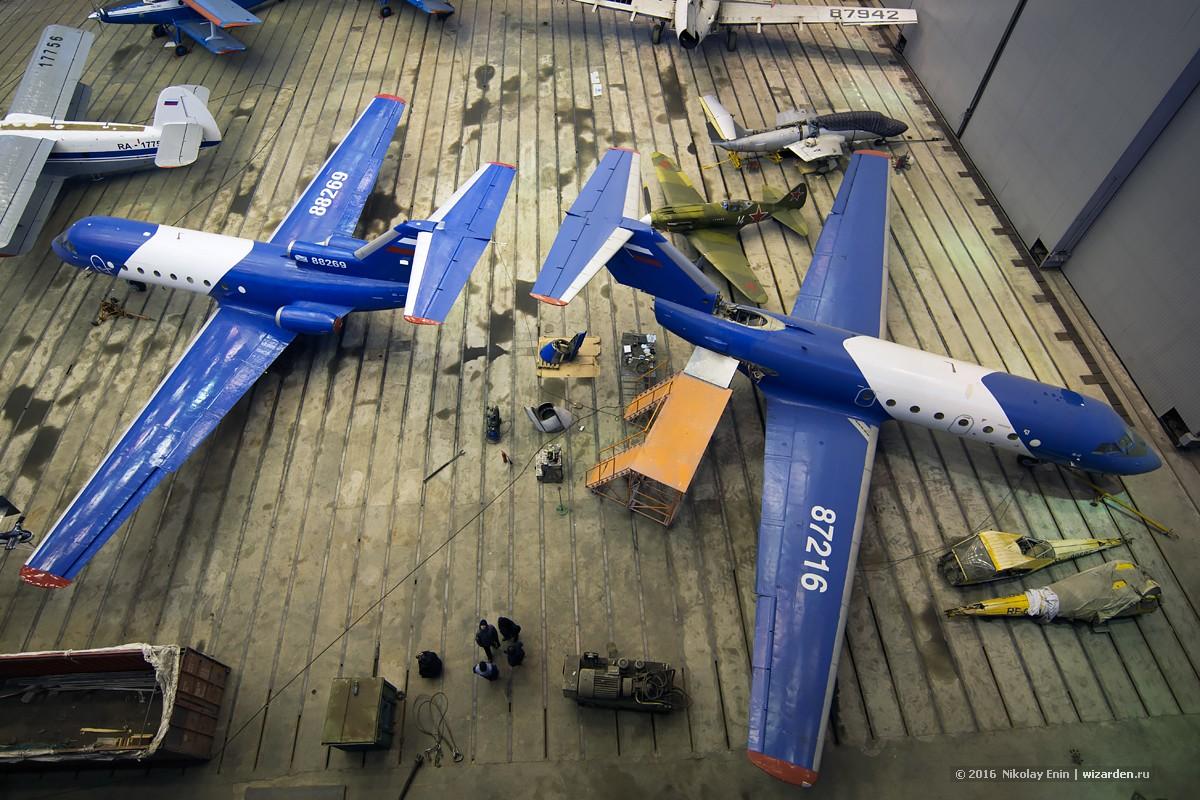 Разработка цельнокомпозитного самолёта СТР-40ДТ приостановлена