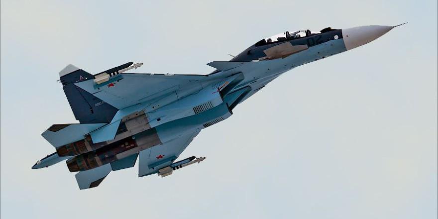 Истребитель Су-30 стал участником европейского научного проекта RUMBLE