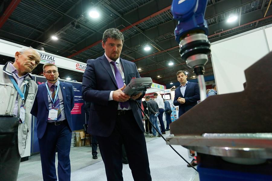В Волгограде открылся форум промышленной автоматизации и цифровизации