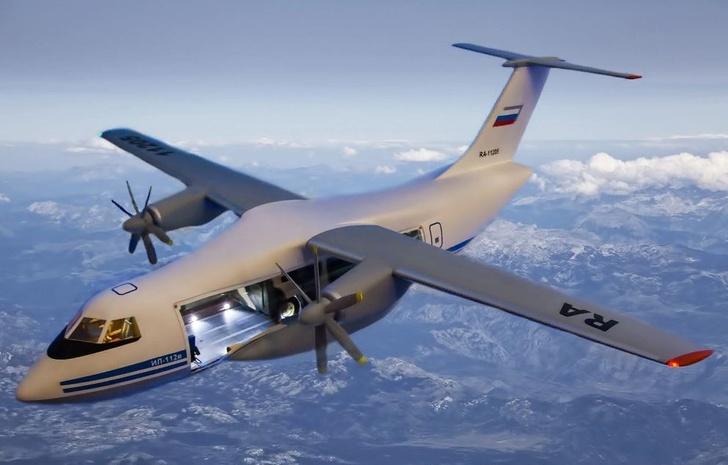 Проблемы с роторами двигателей Ил -112 полностью решены