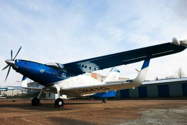 СибНИА передал документацию на строительство самолета