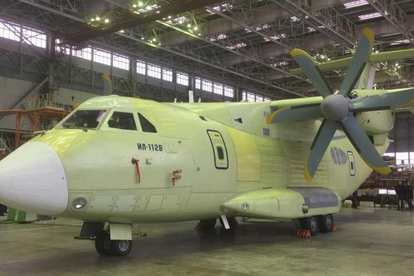 «Технодинамика» готова к серийным поставкам шасси для Ил-112В