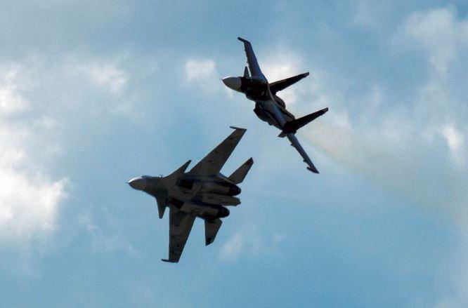 Су-30 научили сбрасывать американские бомбы